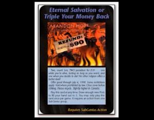 eternal salavtion