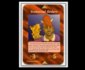 fraturnal orders