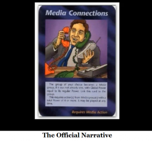 media connection