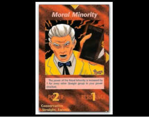 moral minoritty