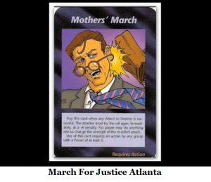 mothers march