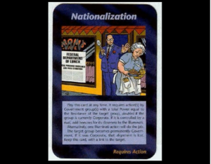 nationaliization