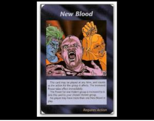 new blod