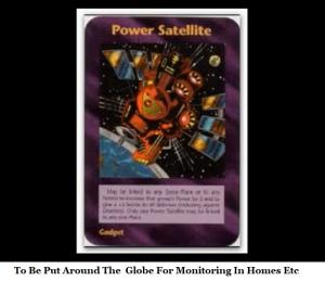 power satellites