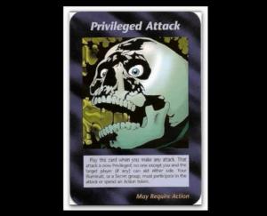 privilleged attacked