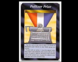 prize pulitzer