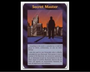 secret masters