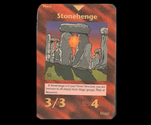 stone hendge