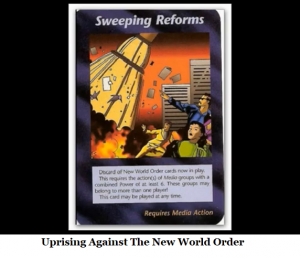sweeping reforms