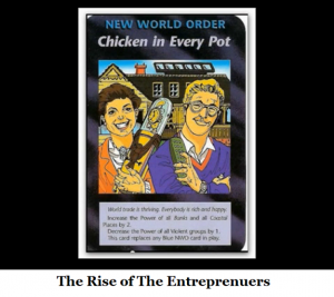 the rise of the entreprenures chick in every pot