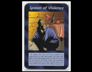 violence spas m