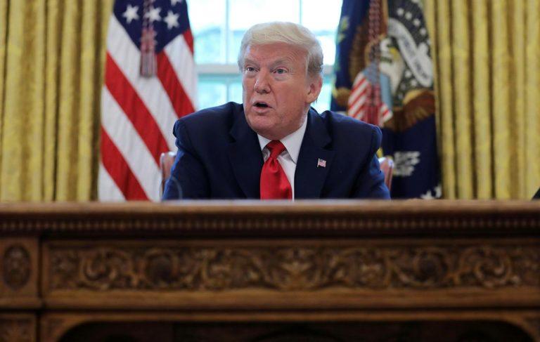 president donald trump set up by media