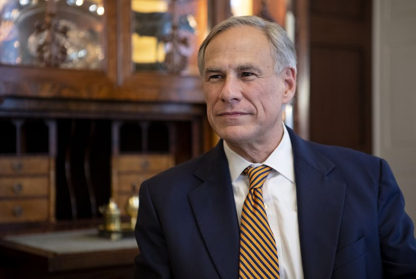 Breaking Texas Bans Vaccine Mandates