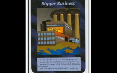 crash econmy bigger business
