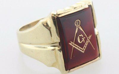 Free Mason Rings
