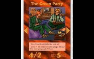 te green party