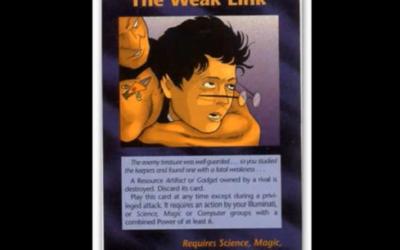 the weakest link