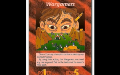 war gamers mind control