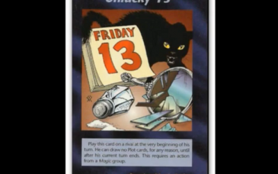 witch cards 13